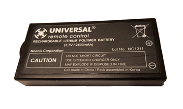 Picture of UR-TRC1280 BATTERY