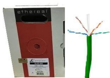 Picture of MC-CAT6-GR-R-1000-GREEN