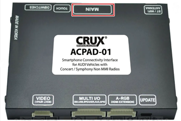 Picture of CX-ACPAD-01